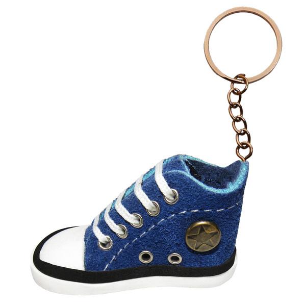 جاکلیدی طرح کفش کتانی مدل BL01