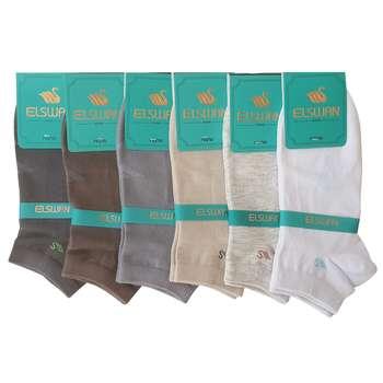 جوراب مردانه ال سون کد PH145 مجموعه 6 عددی