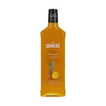 شربت آناناس شادلی حجم  600 میلی لیتر
