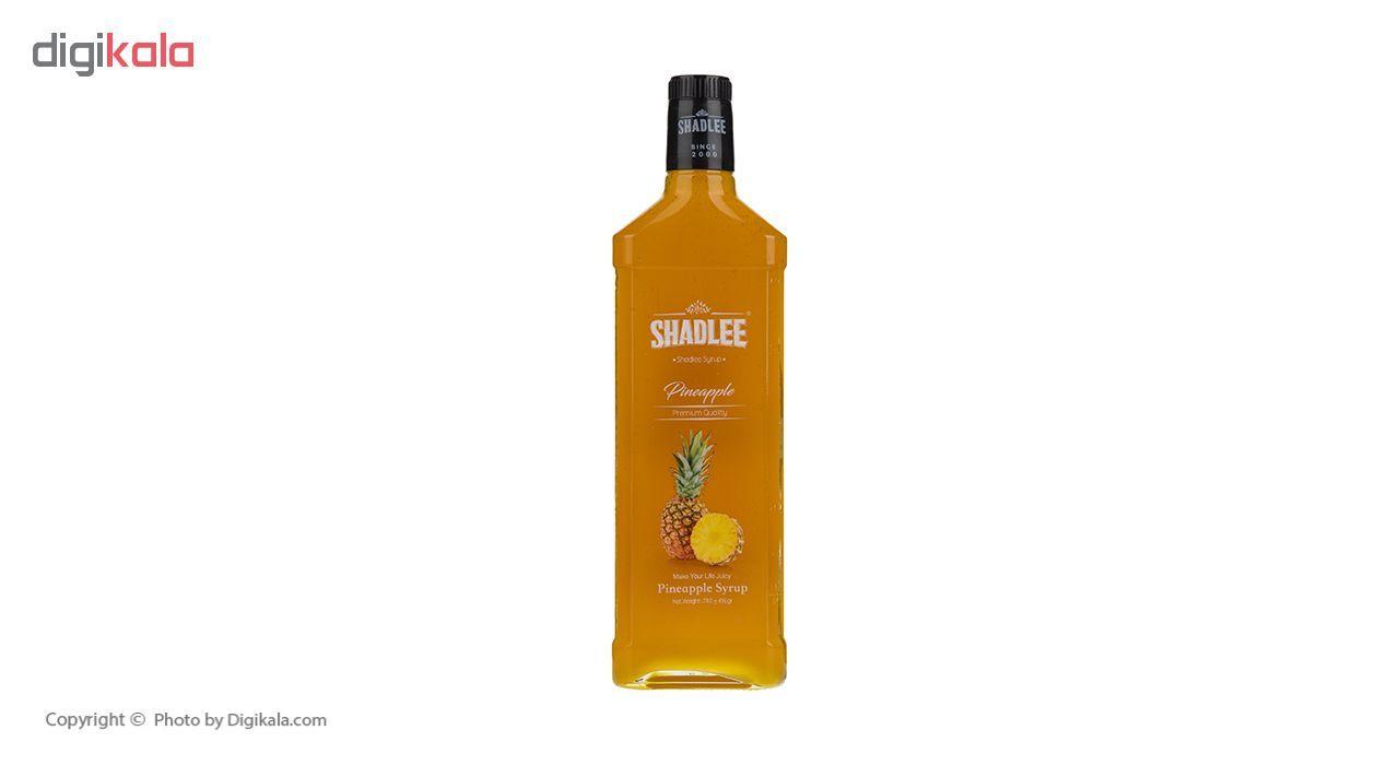 شربت آناناس شادلی حجم  600 میلی لیتر main 1 6