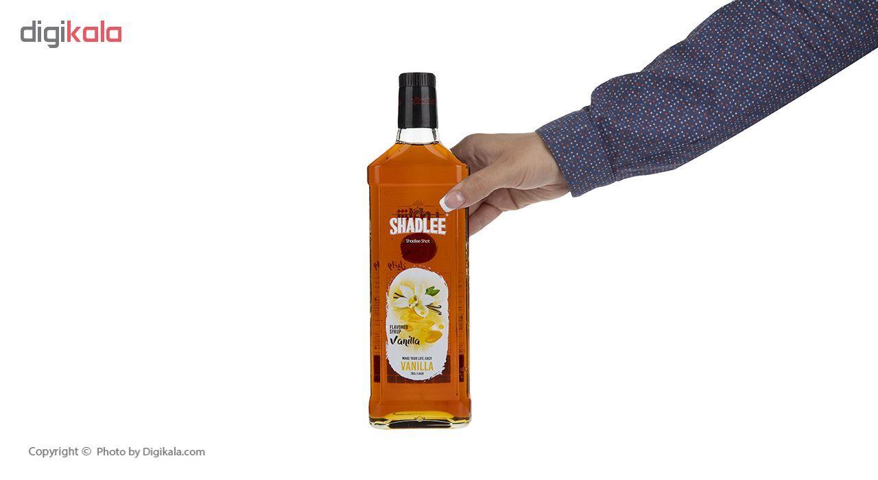 شربت وانیل شادلی حجم 600 میلی لیتر main 1 3