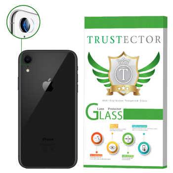 محافظ لنز دوربین تراستکتور مدل CLP مناسب برای گوشی موبایل اپل iPhone XR