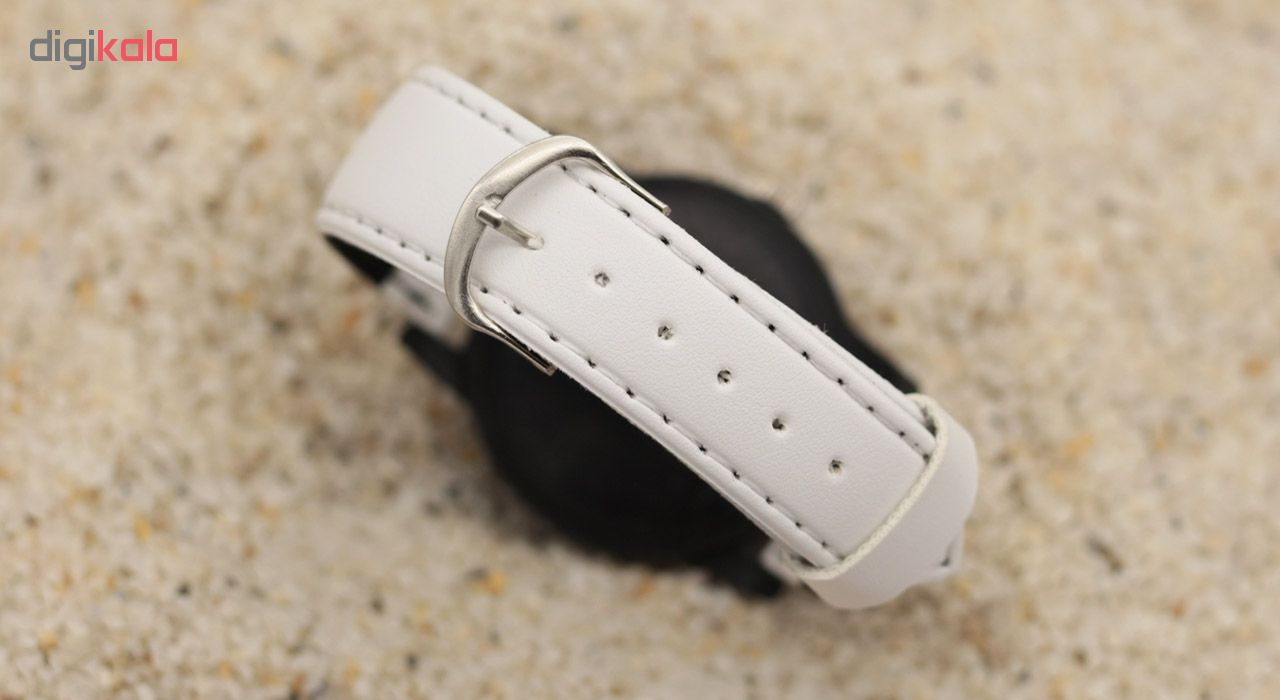 ساعت مچی عقربه ای طرح موسیقی مدل LF1461