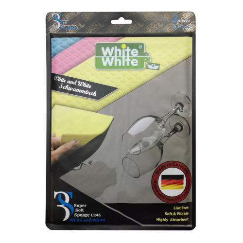 دستمال نظافت وایت اند وایت مدل 3S بسته 3 عددی