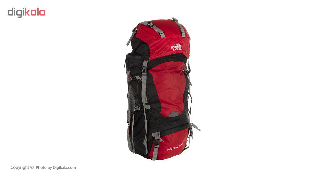 کوله پشتی کوهنوردی ۶۰ لیتری نورث فیس مدل ELECTRON کد ۸۲۰۱