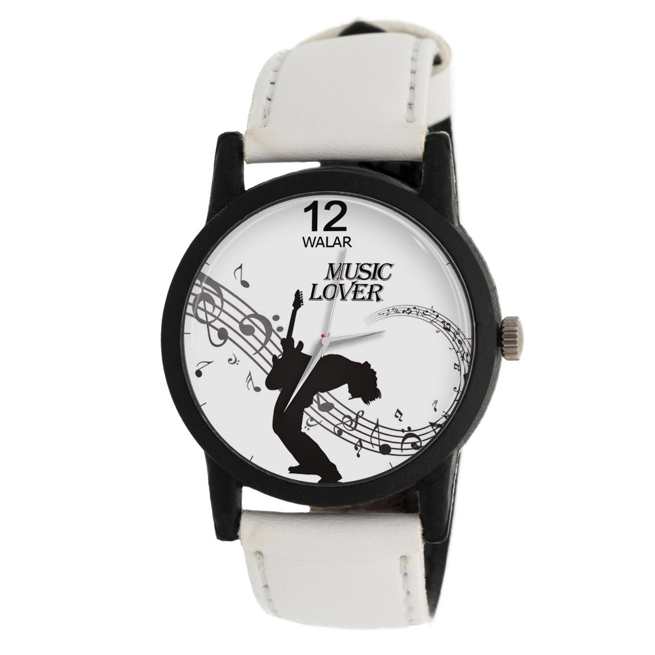 ساعت مچی عقربه ای والار طرح Music Lover مدل LF1464 52