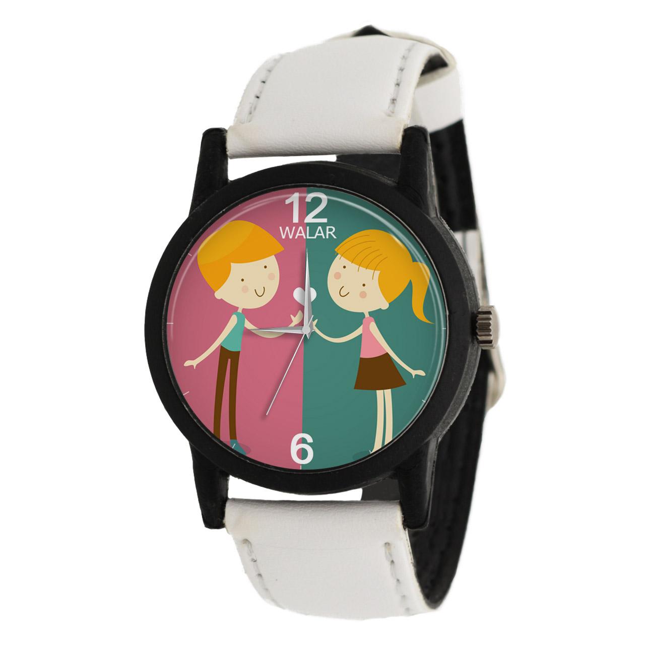 ساعت مچی عقربه ای زنانه والار مدل LF1465