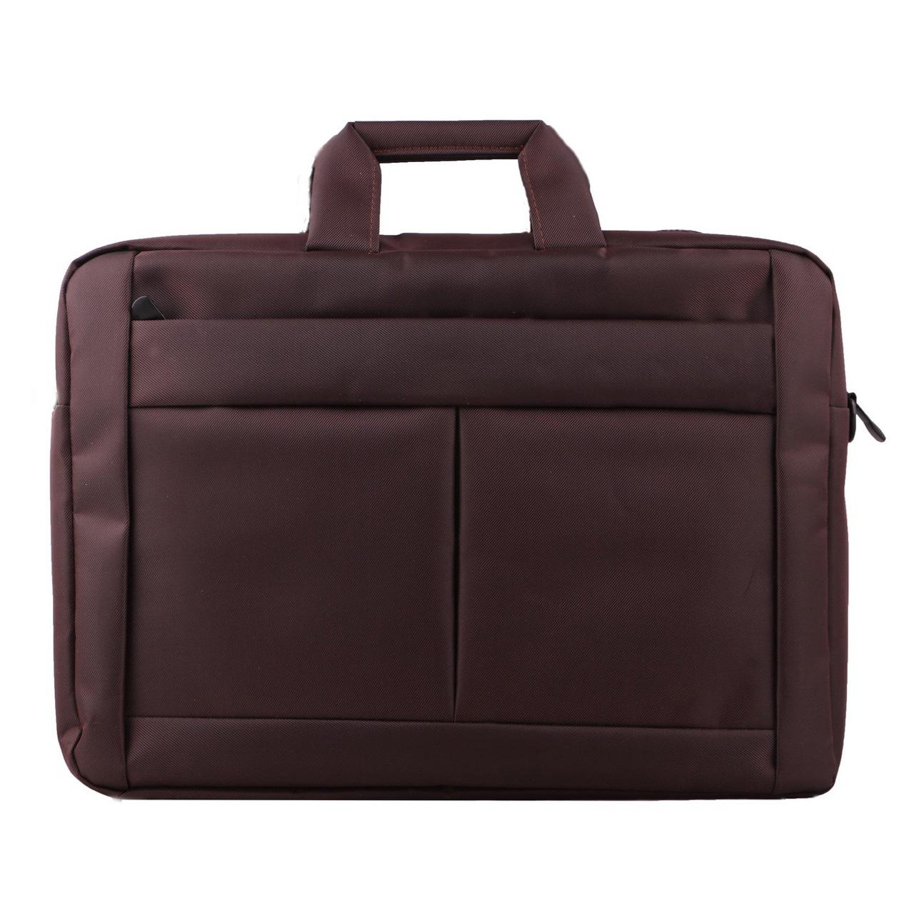 بررسی و {خرید با تخفیف} کیف لپ تاپ چرم ما مدل MO-01 مناسب برای لپ تاپ 15.6 اینچی اصل