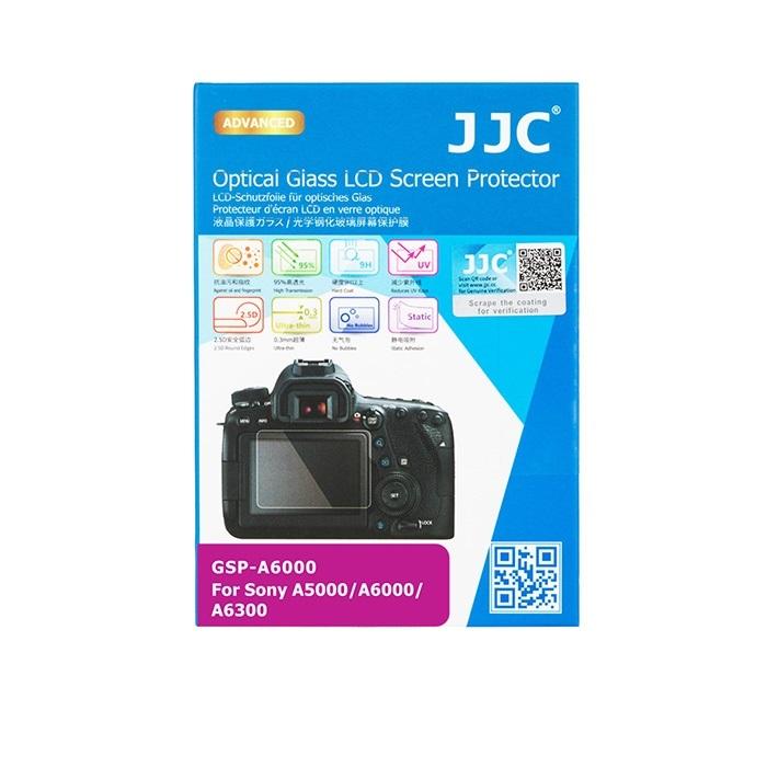 محافظ صفحه نمایش دوربین جی جی سی مدل GSP-A6000 مناسب برای دوربین سونی A6000 /A6500 /A6300 /A6400