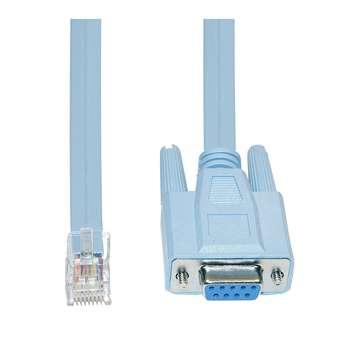 کابل تبدیل RS232 به LAN مدل F-11 طول 1.5 متر