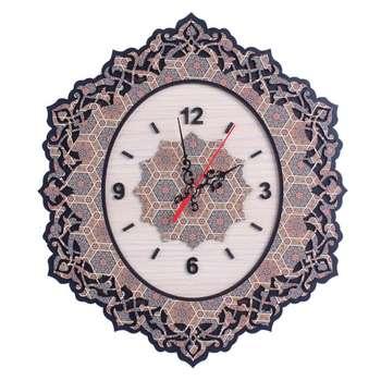 ساعت دیواری مدل گلواژه