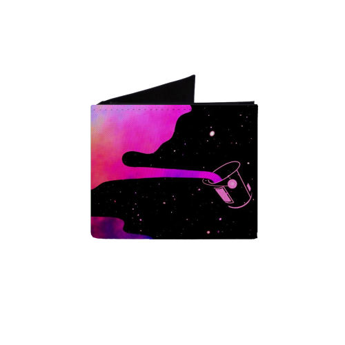 کیف پول طرح کهکشان کد kp41