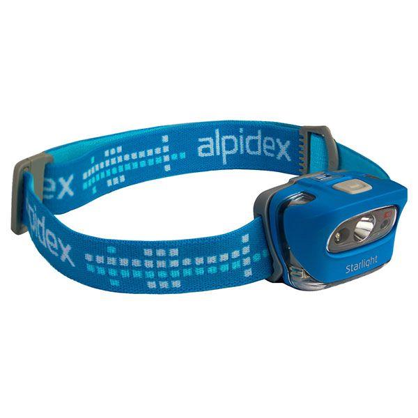 چراغ پیشانی آلپیدکس مدل STARLIGHT