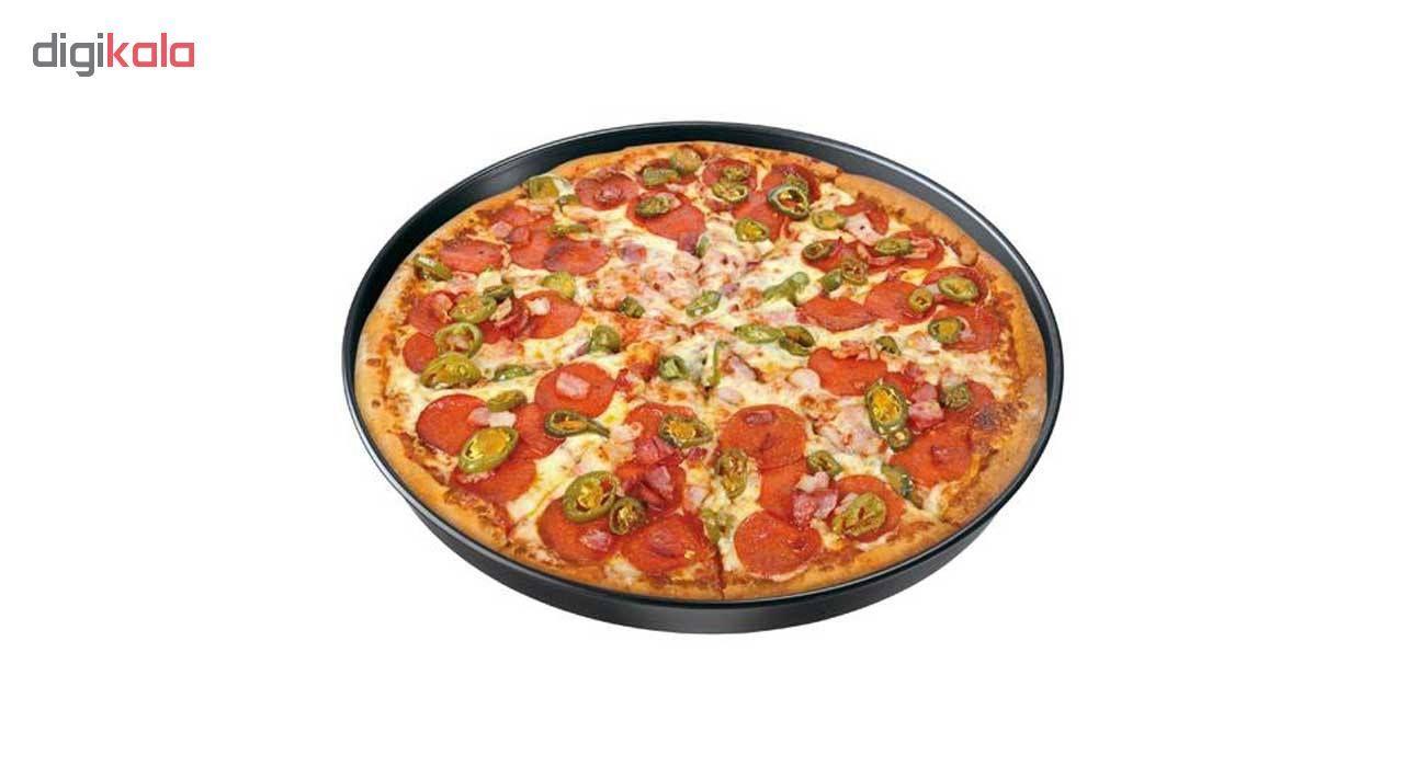 ظرف پخت پیتزا مدل Sor-29 بسته 2 عددی main 1 2