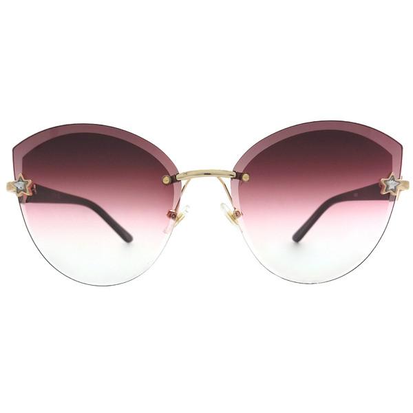 عینک آفتابی زنانه دیتیای کد 421