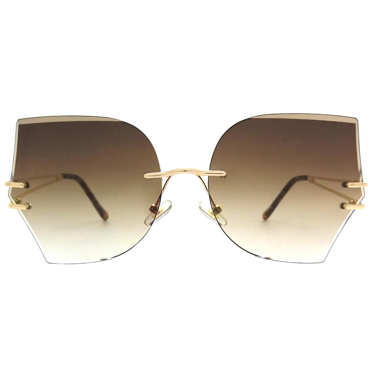 عینک آفتابی زنانه دیتیای کد 413
