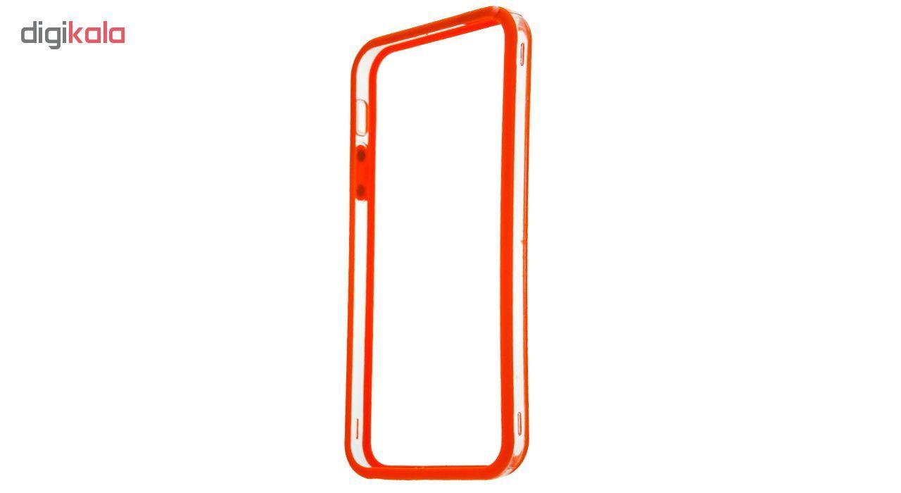 بامپر مدل BP-011 مناسب برای گوشی موبایل اپل iPhone 5/5S/SE main 1 1