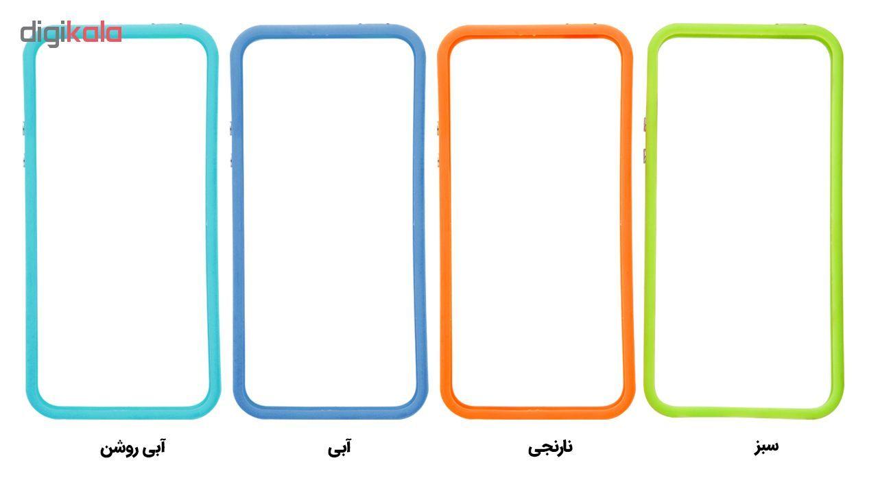بامپر مدل BP-011 مناسب برای گوشی موبایل اپل iPhone 5/5S/SE main 1 6