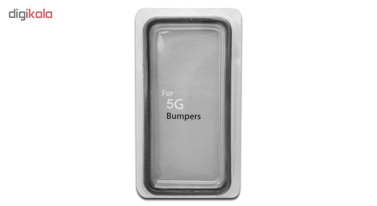 بامپر مدل BP-011 مناسب برای گوشی موبایل اپل iPhone 5/5S/SE main 1 7