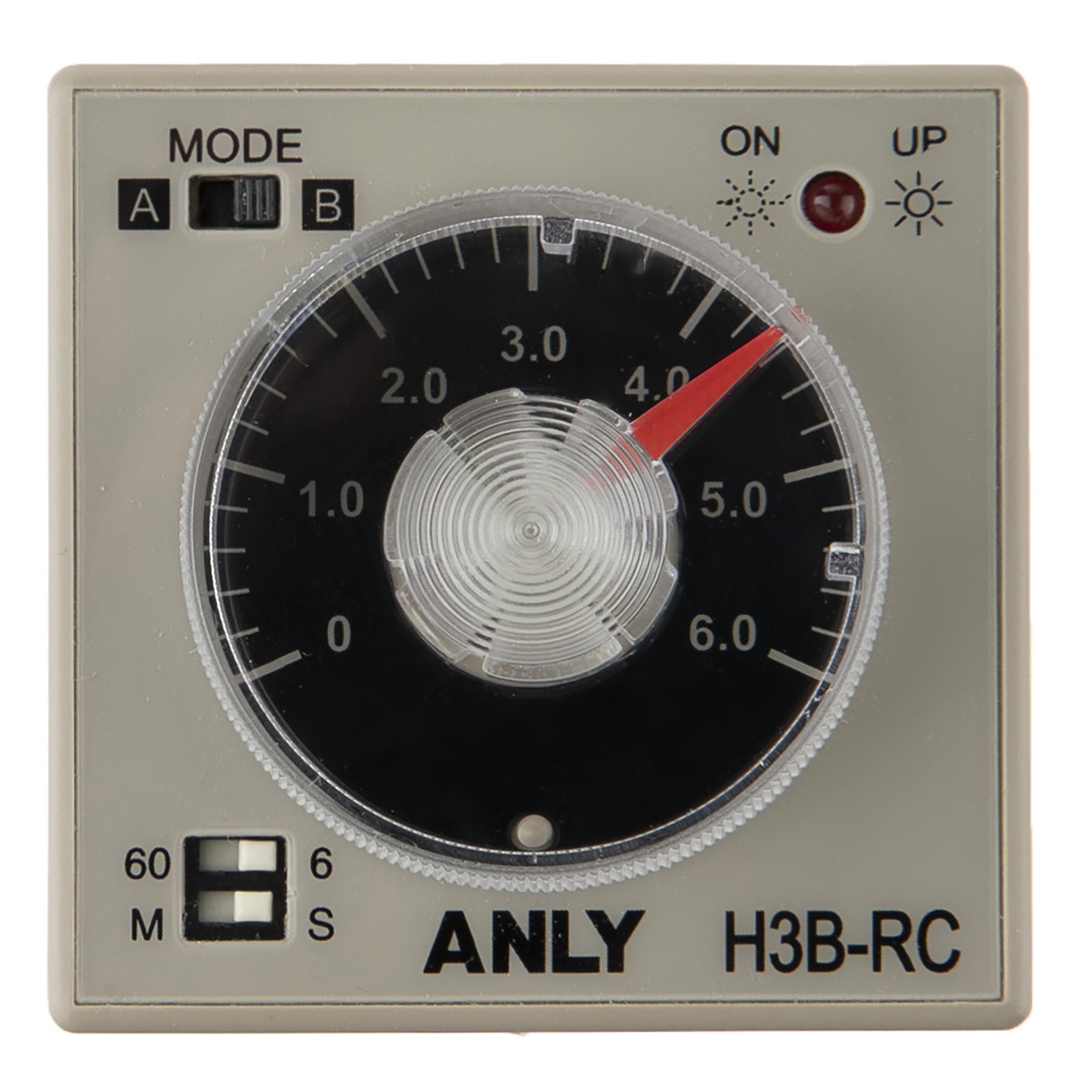 تایمر مولتی رنج آنالوگ آنلی مدل H3B- RB