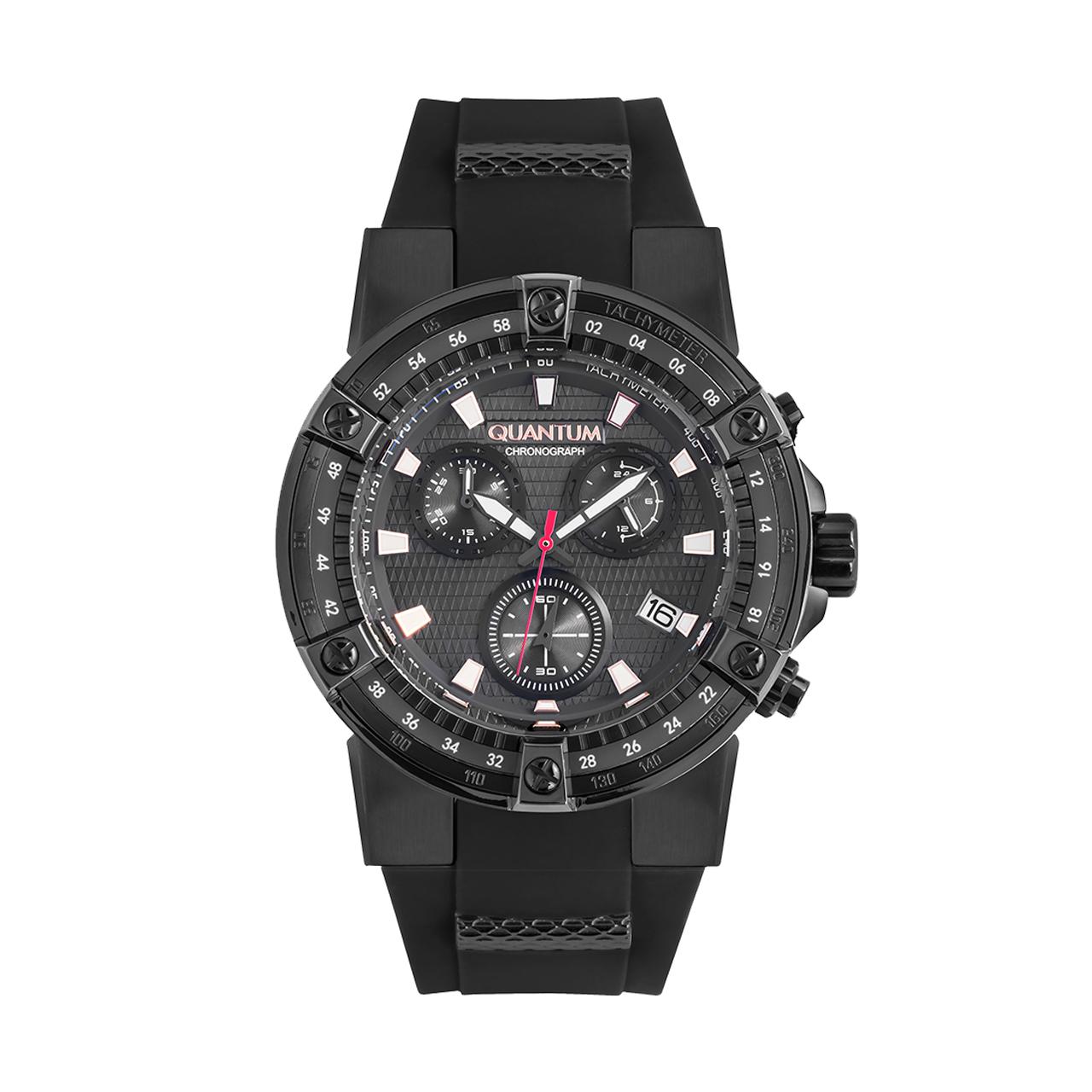 قیمت                      ساعت مچی عقربه ای مردانه کوانتوم کد HNG795.651