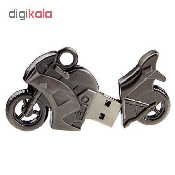 فلش مموری طرح موتورسیکلت کدMMB01 ظرفیت 8 گیگابایت main 1 17