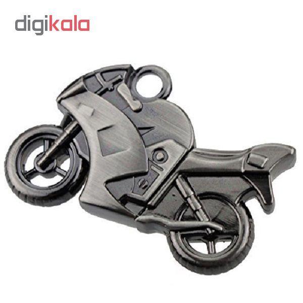 فلش مموری طرح موتورسیکلت کدMMB01 ظرفیت 8 گیگابایت main 1 16