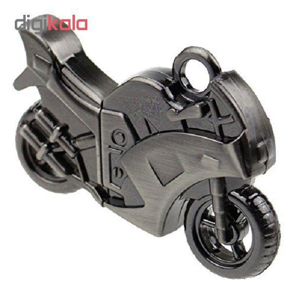 فلش مموری طرح موتورسیکلت کدMMB01 ظرفیت 8 گیگابایت main 1 14