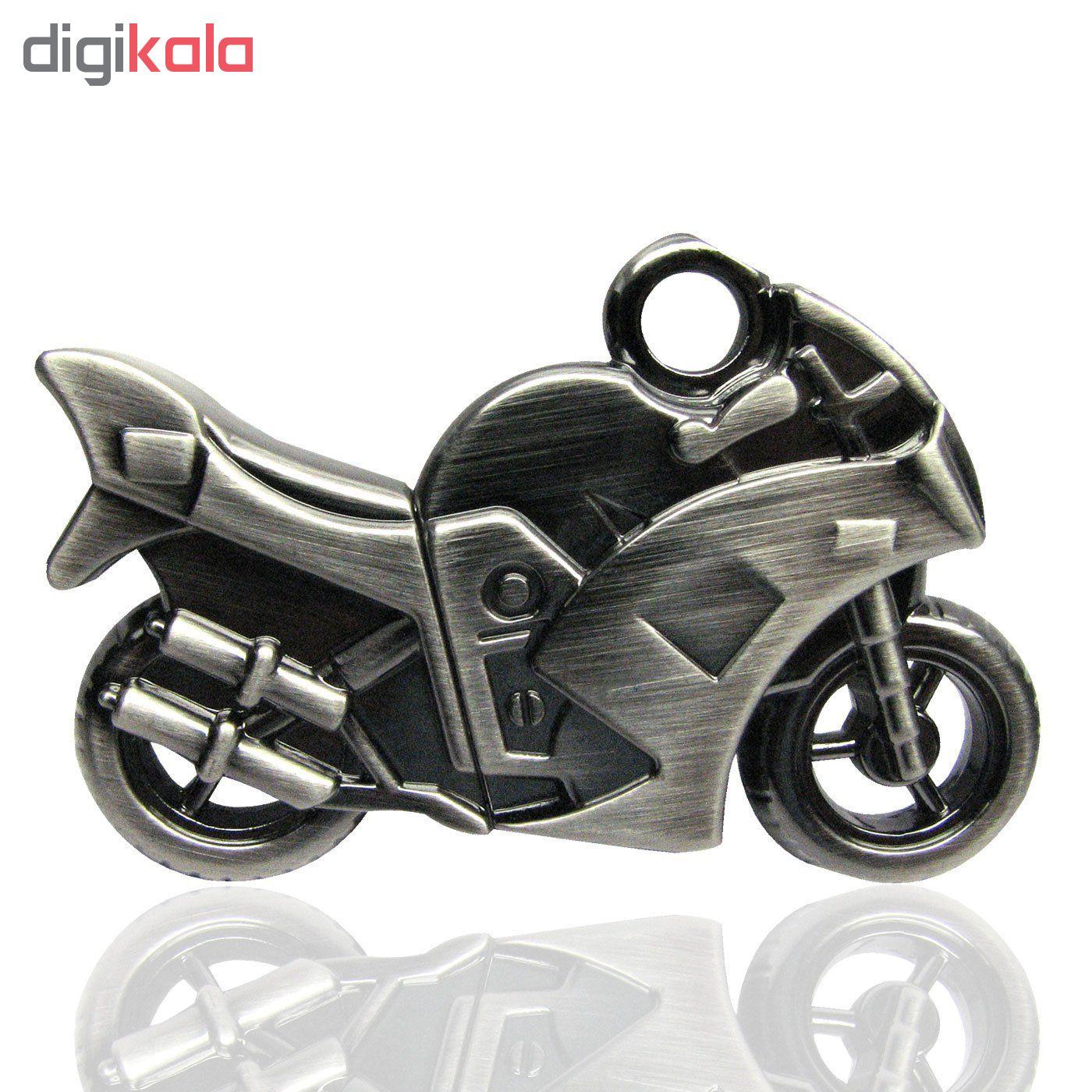 فلش مموری طرح موتورسیکلت کدMMB01 ظرفیت 8 گیگابایت main 1 11