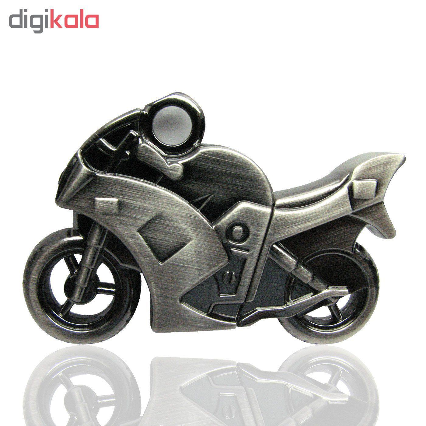فلش مموری طرح موتورسیکلت کدMMB01 ظرفیت 8 گیگابایت main 1 18