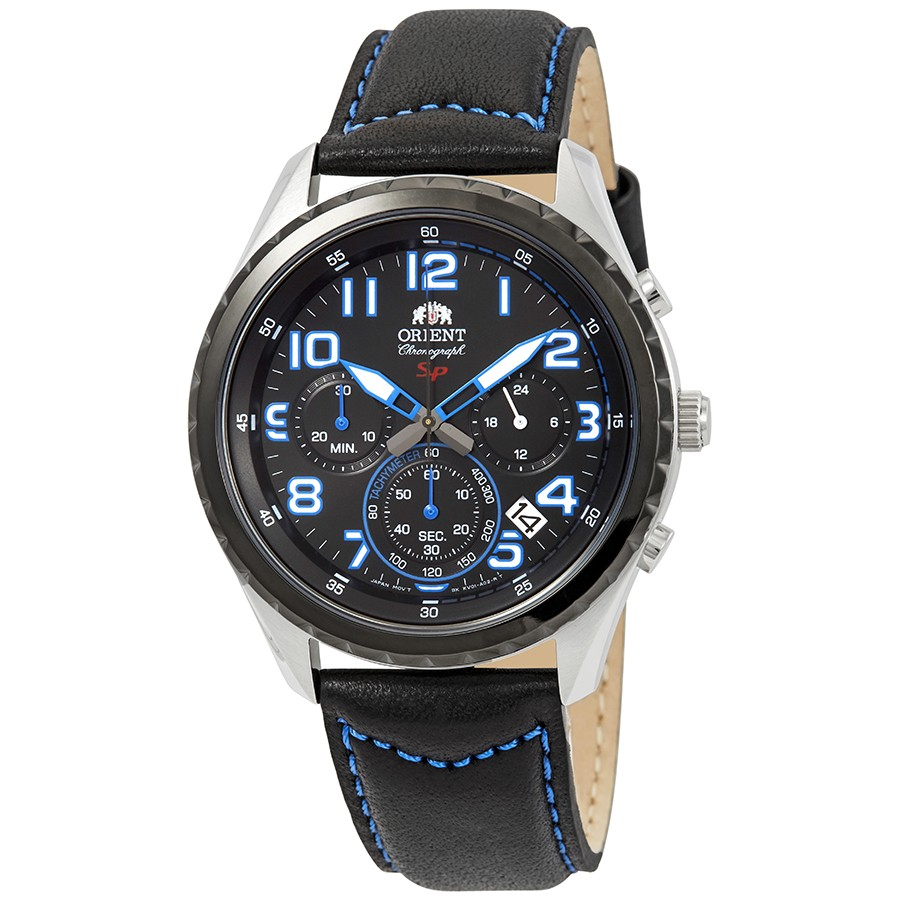 کد تخفیف                                      ساعت مچی عقربه ای مردانه اورینت مدل SKV01004B0-B