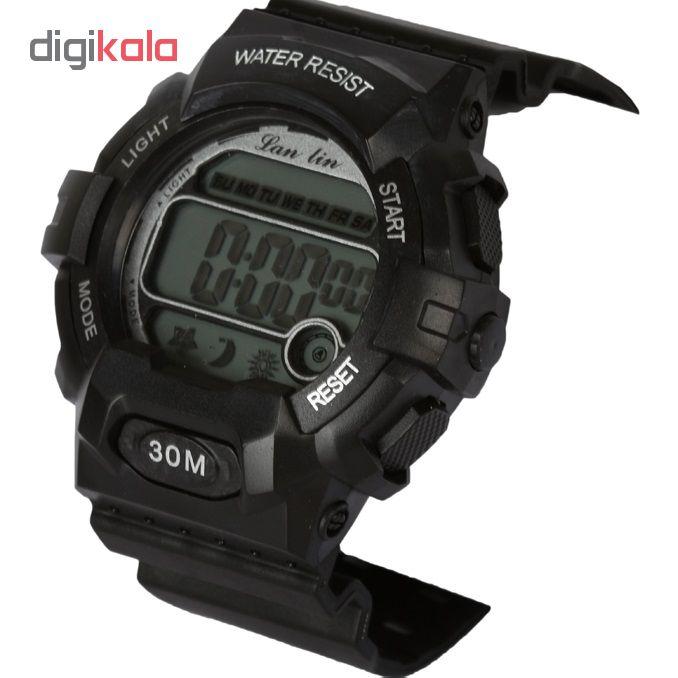 کد تخفیف                                      ساعت مچی دیجیتال مردانه مدل f-777 کد 319