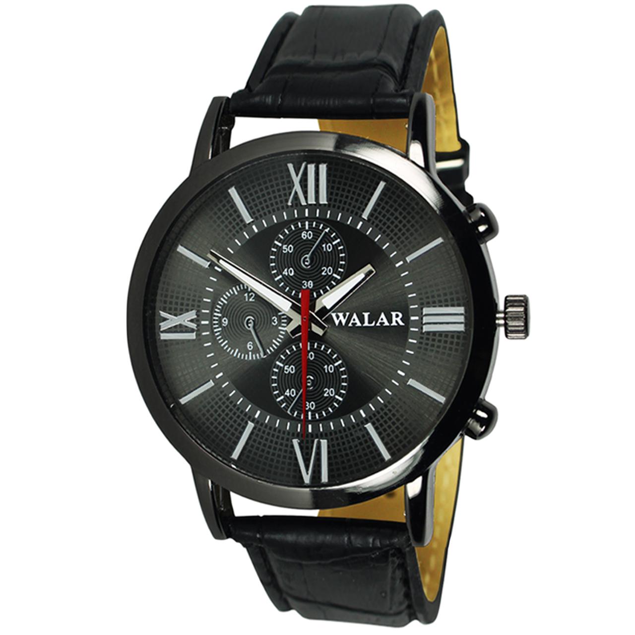 ساعت مچی عقربه ای زنانه والار مدل Wal-bll-01 12