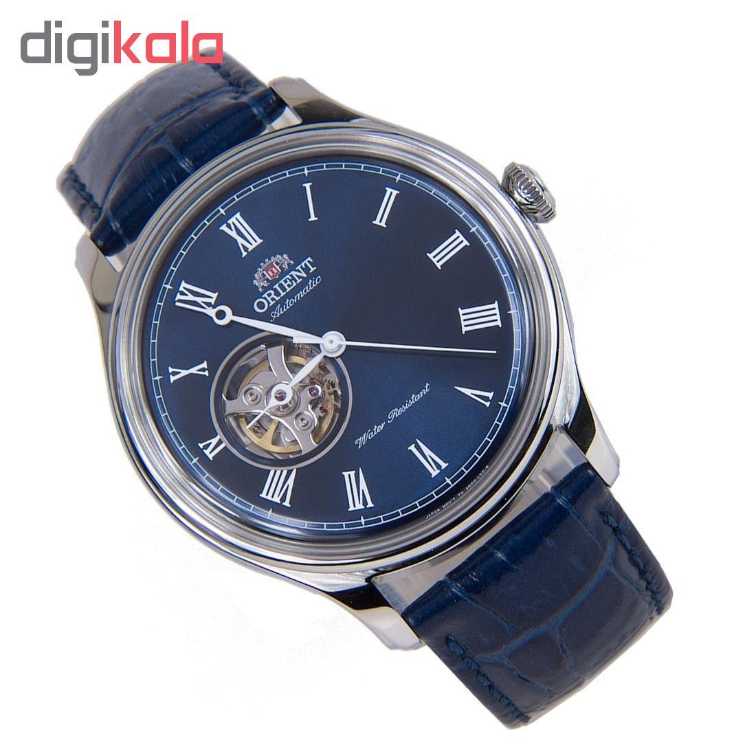 ساعت مچی عقربه ای مردانه اورینت مدل SAG00004D0-B