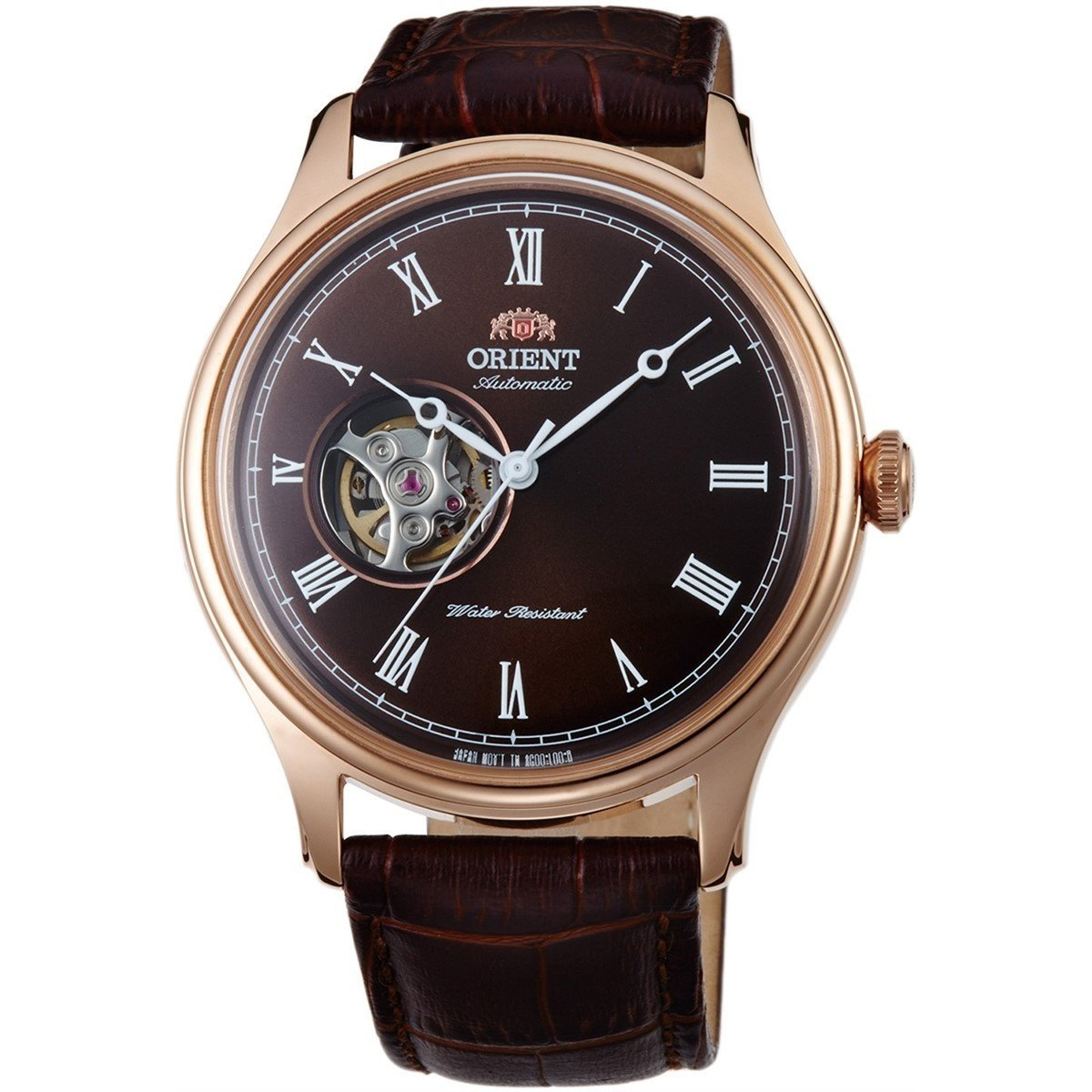 ساعت مچی عقربه ای مردانه اورینت مدل SAG00001T0-B