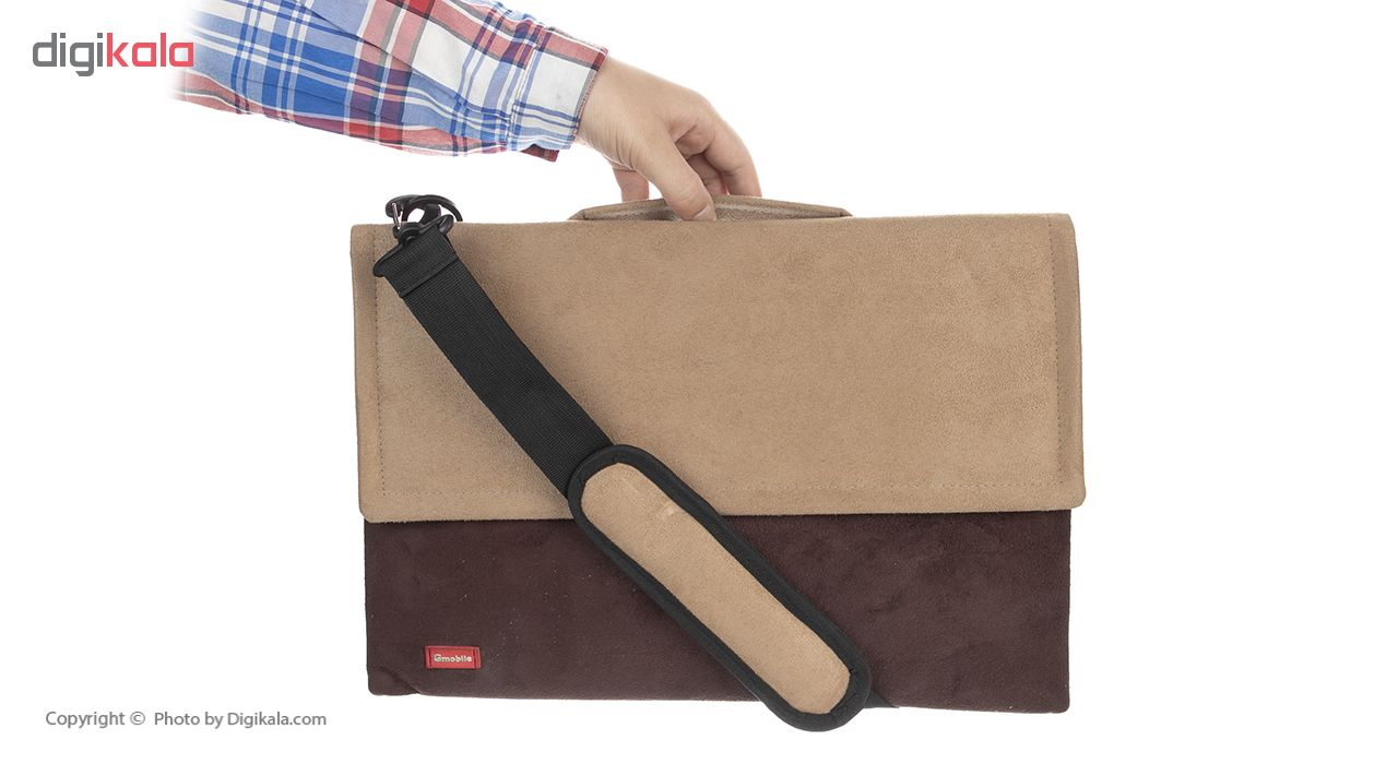 کیف لپ تاپ جی موبایل مدل Air Pass مناسب برای لپ تاپ 14 اینچی