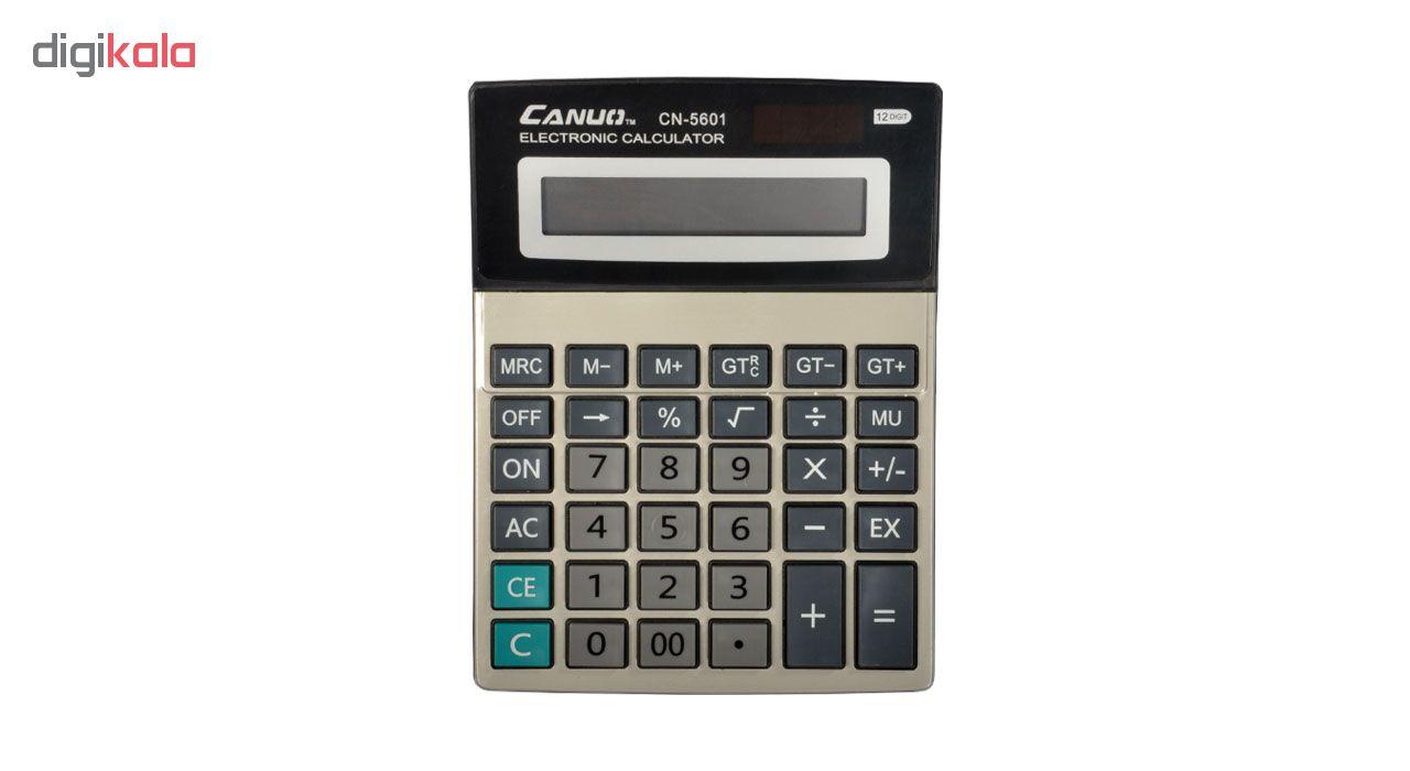 قیمت                      ماشین حساب کانو مدل CN-5601