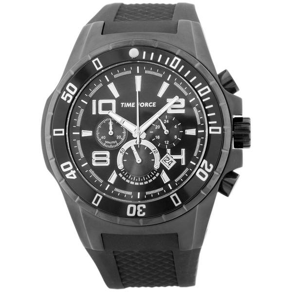 ساعت مچی عقربه ای مردانه تایم فورس مدل TF3395M14