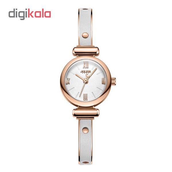 ساعت مچی عقربه ای زنانه جولیوس مدل JA-1130B              خرید (⭐️⭐️⭐️)