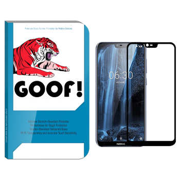 محافظ صفحه نمایش گوف مدل TI-001 مناسب برای گوشی موبایل نوکیا 6.1Plus / X6