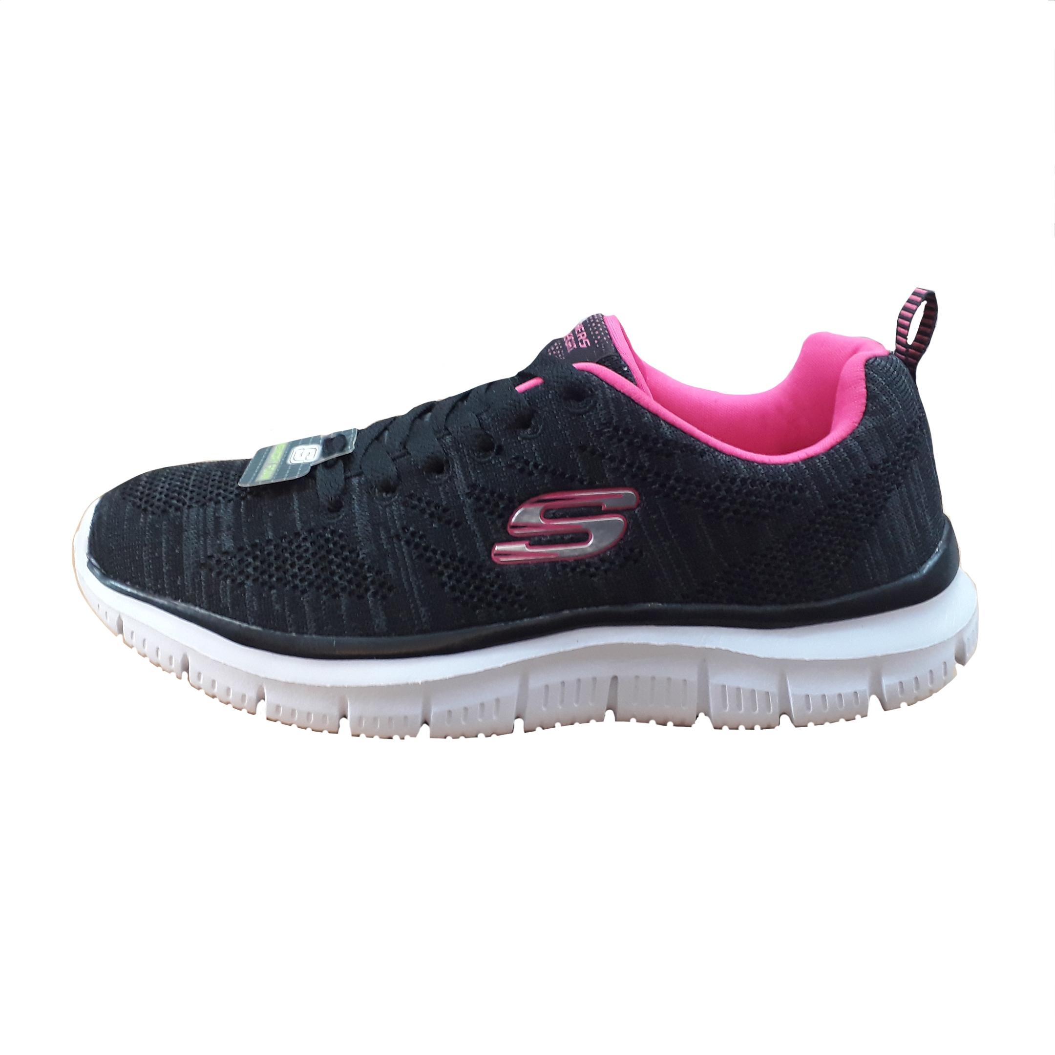 کفش مخصوص پیاده روی زنانه اسکچرز مدل SKECH_FLEX2