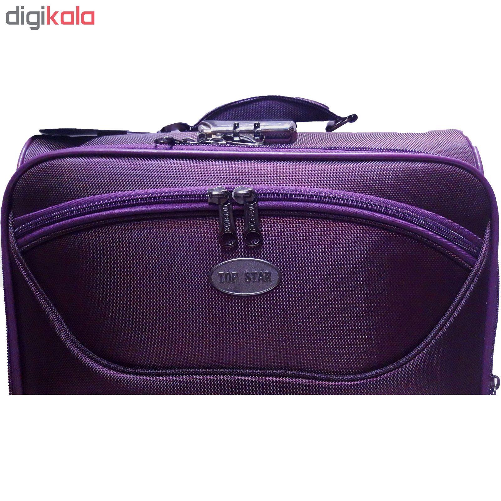 مجموعه سه عددی چمدان تاپ استار مدل t3 main 1 4