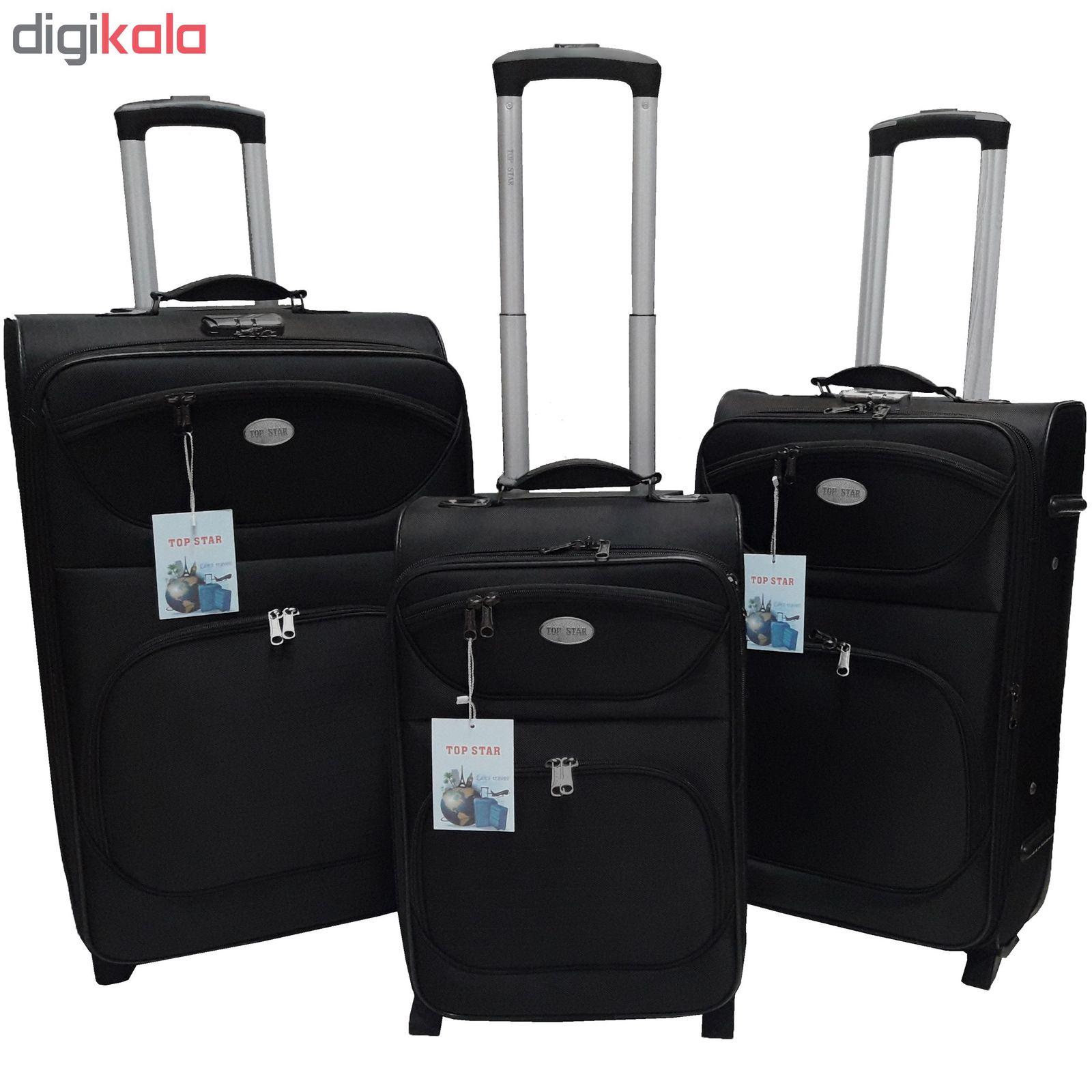 مجموعه سه عددی چمدان تاپ استار مدل newtop2 main 1 2