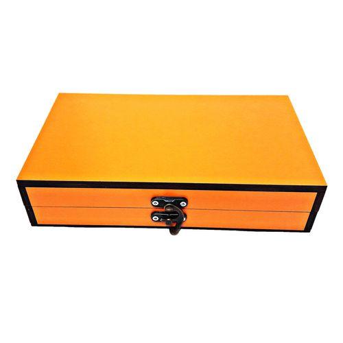 جعبه هدیه چوبی مدل 19