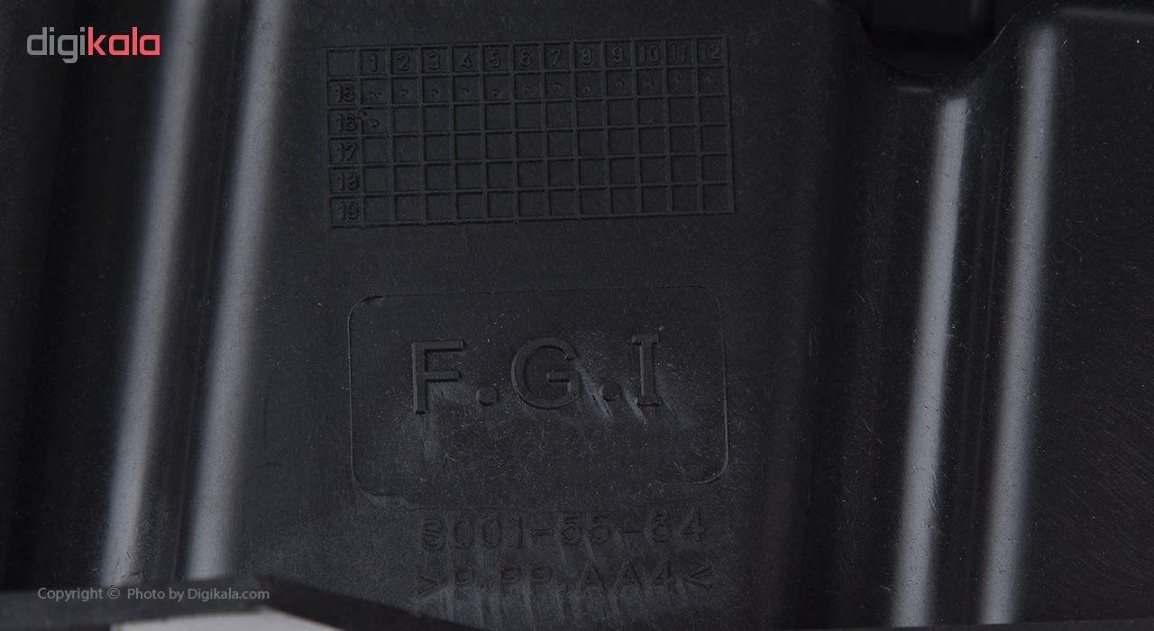 کاور زیر باتری خودرو اف جی آی کد 2000226 مناسب برای پراید main 1 3