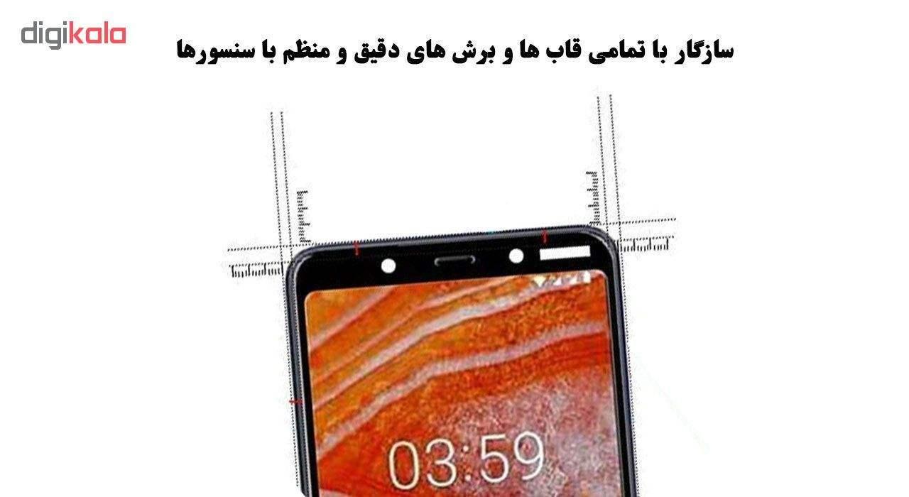 محافظ صفحه نمایش تراستکتور مدل GSS مناسب برای گوشی موبایل نوکیا 3.1Plus main 1 4