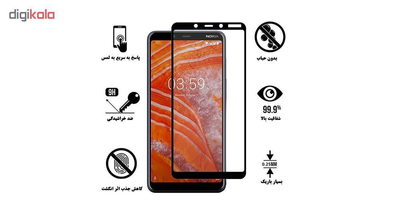محافظ صفحه نمایش تراستکتور مدل GSS مناسب برای گوشی موبایل نوکیا 3.1Plus main 1 6