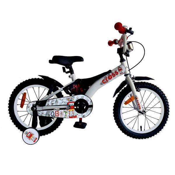 دوچرخه شهری کراس مدل ROBOT سایز 12