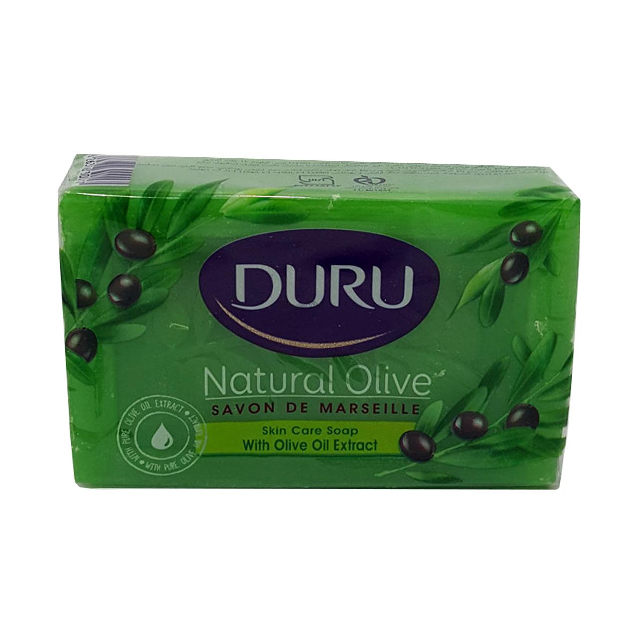 صابون شستشو دورو سری Body Care مدل Olive Oil وزن 180 گرم