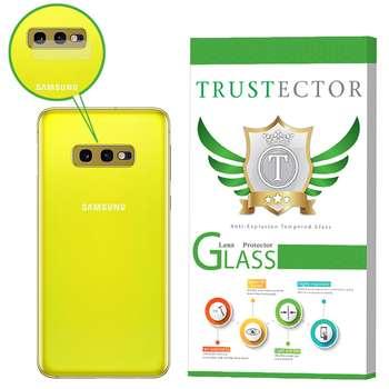 محافظ لنز دوربین تراستکتور مدل CLP مناسب برای گوشی موبایل سامسونگ Galaxy S10e